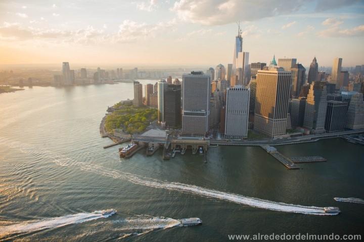 Nueva York fotos areas