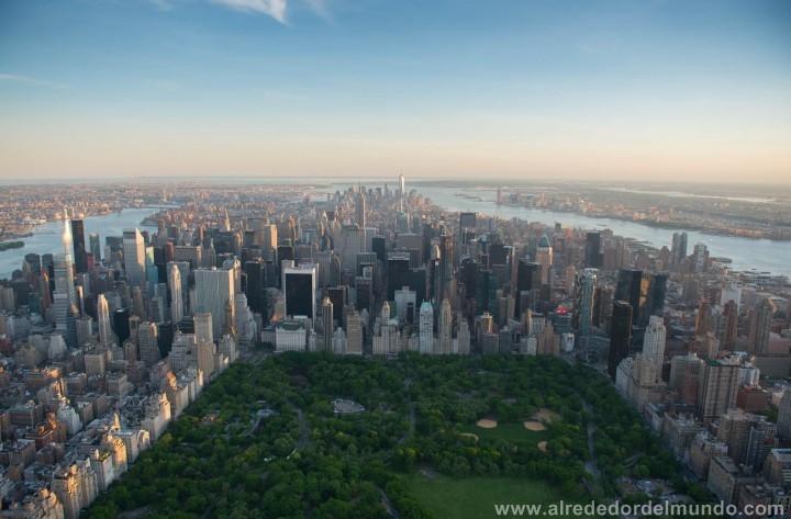 Nueva York fotos areas 4