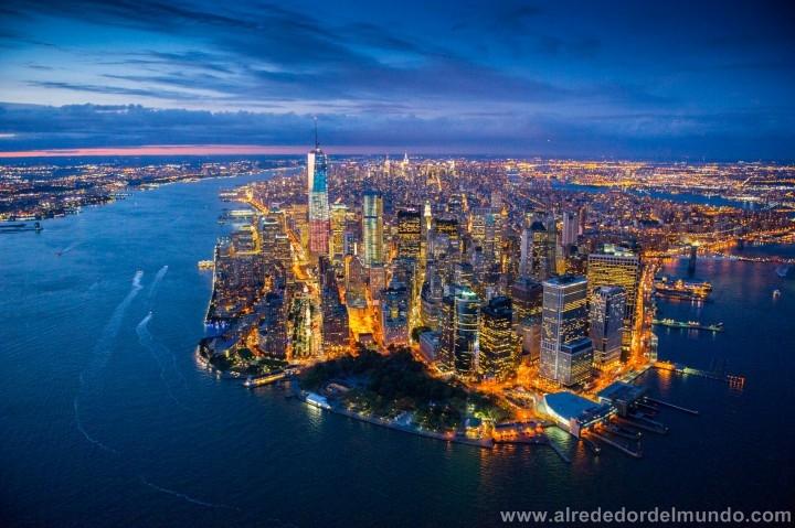Nueva York fotos areas 3