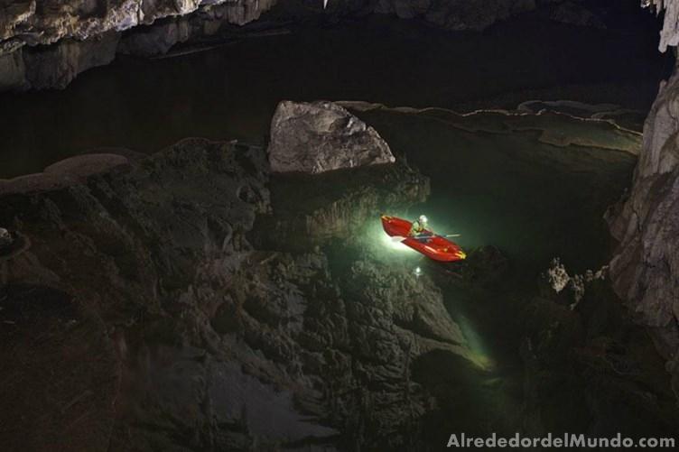 alrededor del mundo cueva tailanda