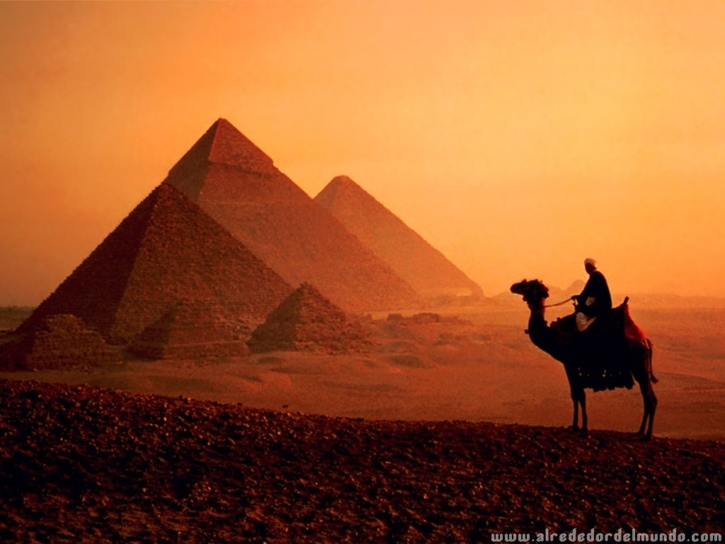 fondo piramides de egipto