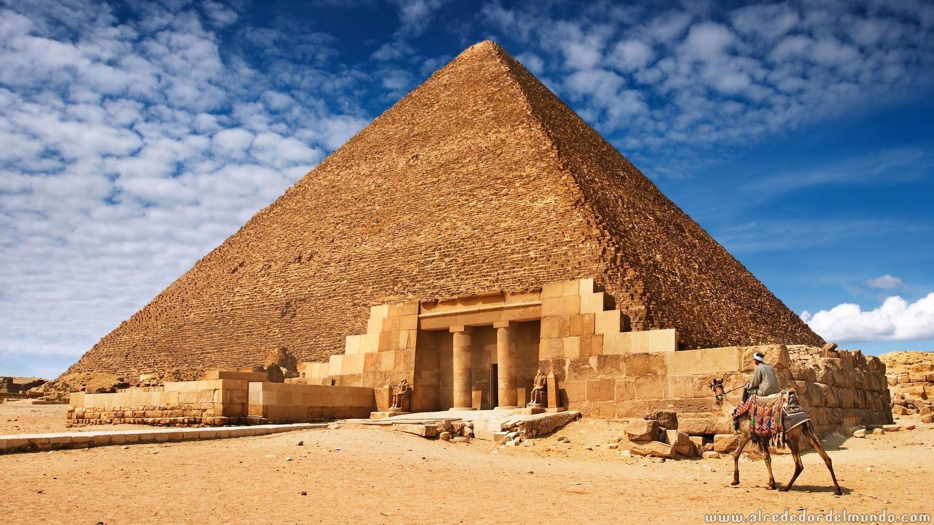 piramide grande de egipto