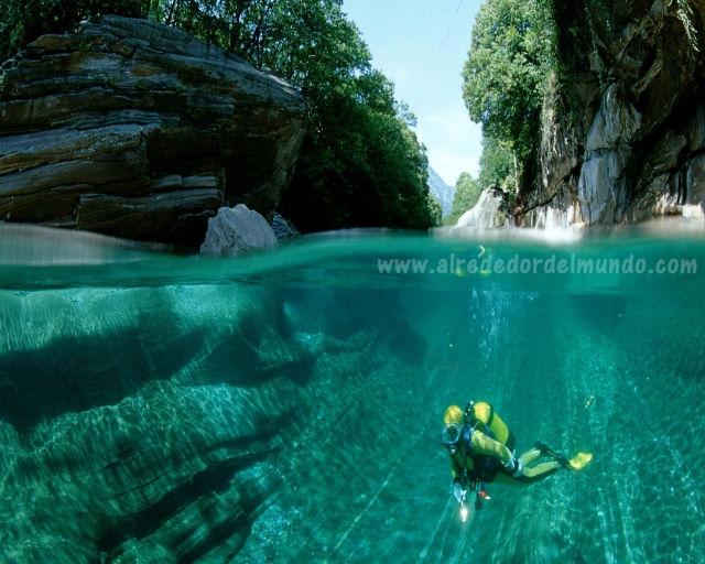 agua clar alrededor del mundo 12132