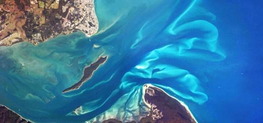 Fotos epeciales de la tierra desde el espacio
