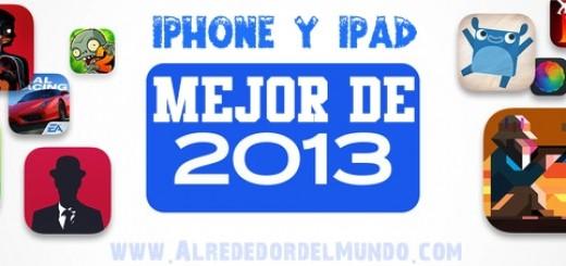 """Los mejores apps de ios """"iphone y ipad"""" en 2013"""