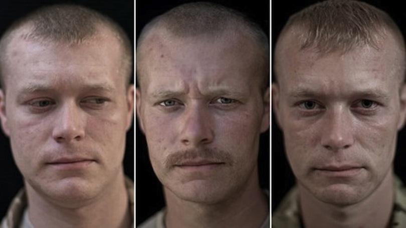 Antes y despues de soldados1