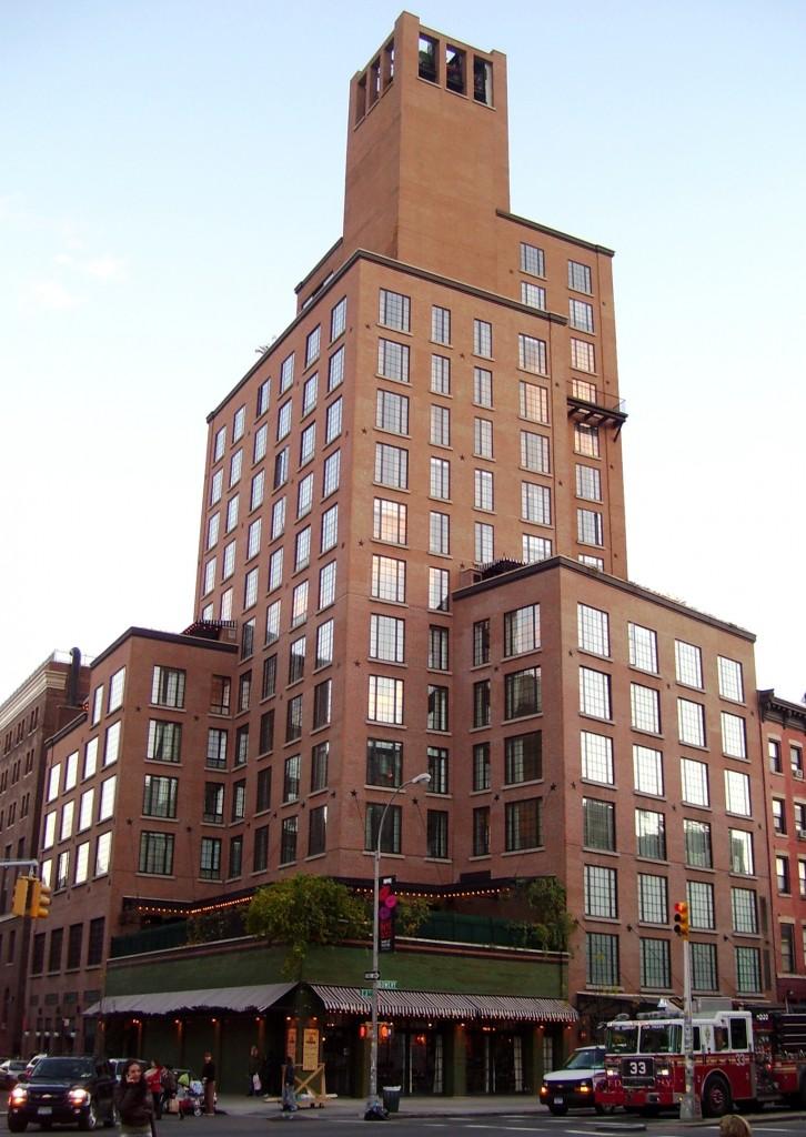Bowery_Hotel_full hoteles estados unidos