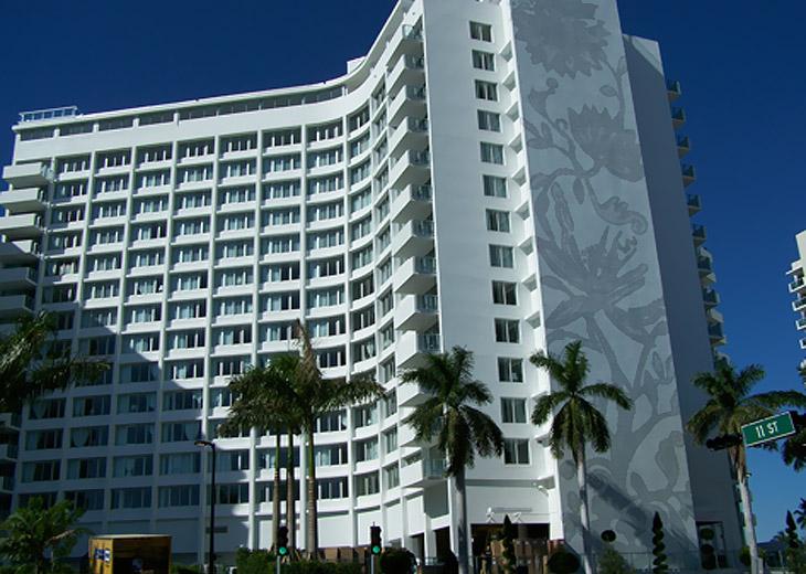 MONDRIAN SOUTH BEACH hoteles en estados unidos