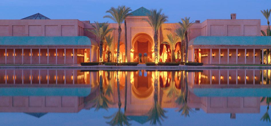 hotel amanjena resort marruecos morroco
