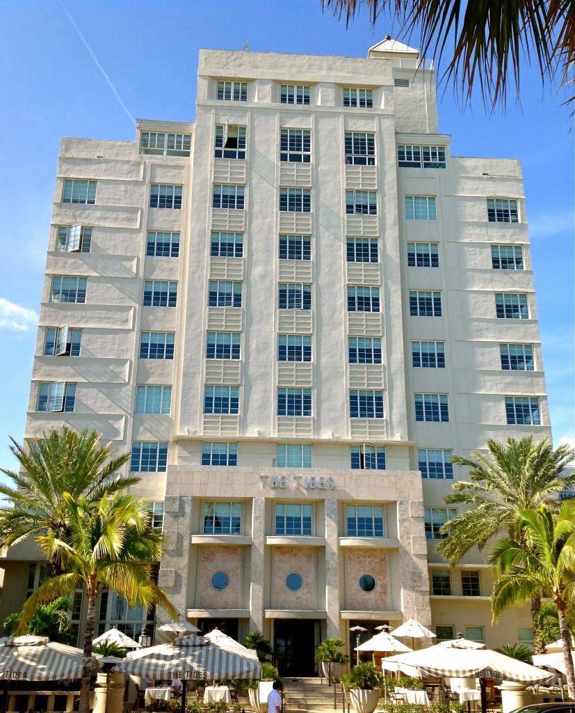 hoteles en estados unidos TIDES HOTEL