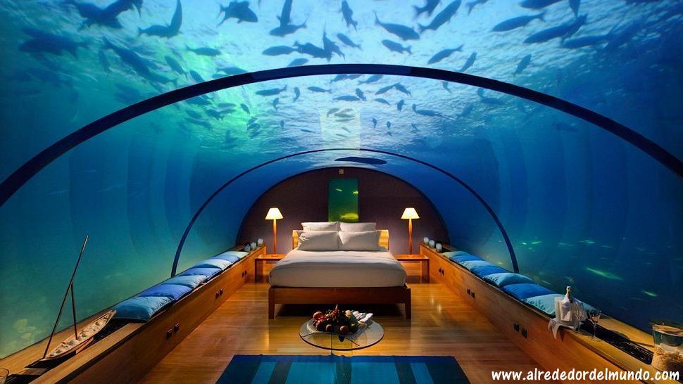restaurante submarino alrededordelmundo 2