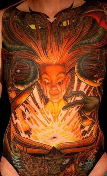 tatuaje 35