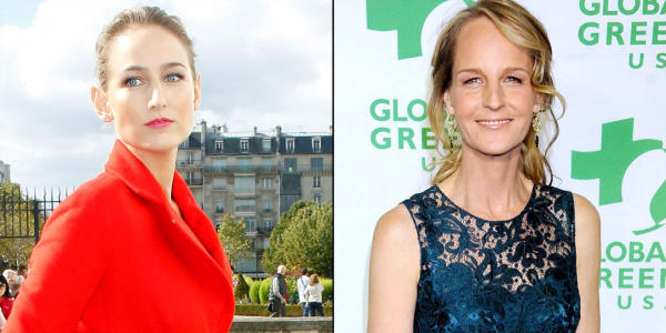 3  Leelee Sobieski can take a glimpse into her future by looking at Helen Hunt