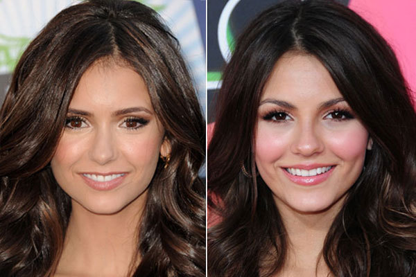 6 Nina Dobrev is Bulgarian and Victoria Justice