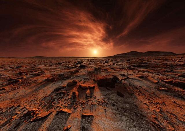 fotos de planeta MARTE-1