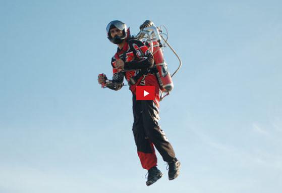 ¿Podremos Algún Día Volar En Jet Pack? Muy Pronto será posible