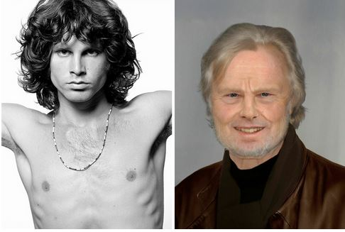 Jim Morrison, 71 años