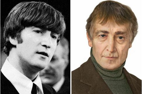 John Lennon, 74 años