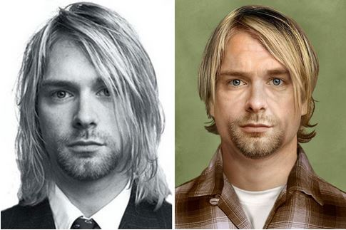 Kurt Cobain, 47 años