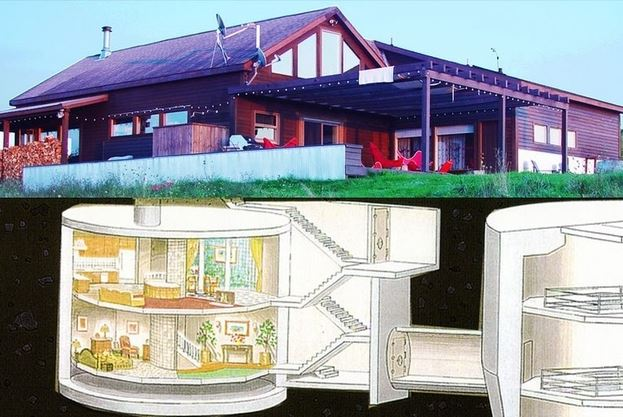 Alguien construyó una casa para resistir un ataque zombi !! 2