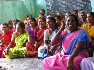 Un pueblo en la INDIA planta 111 árboles cada vez que nace una niña 1