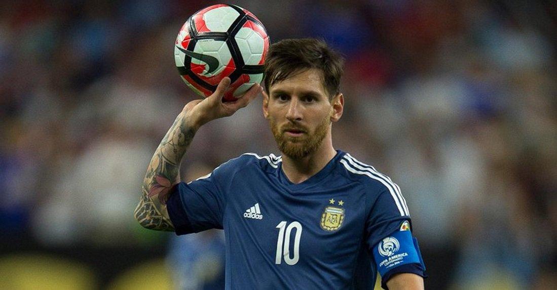 Leo Messi vive su peor época