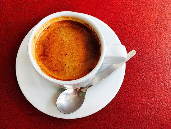 cafe Estados Unidos